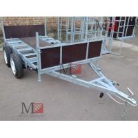 Прицеп-платформа для перевозки ульев, двухосный 1400х2600мм